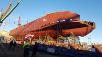 First ferry for Port of Tallinn launched